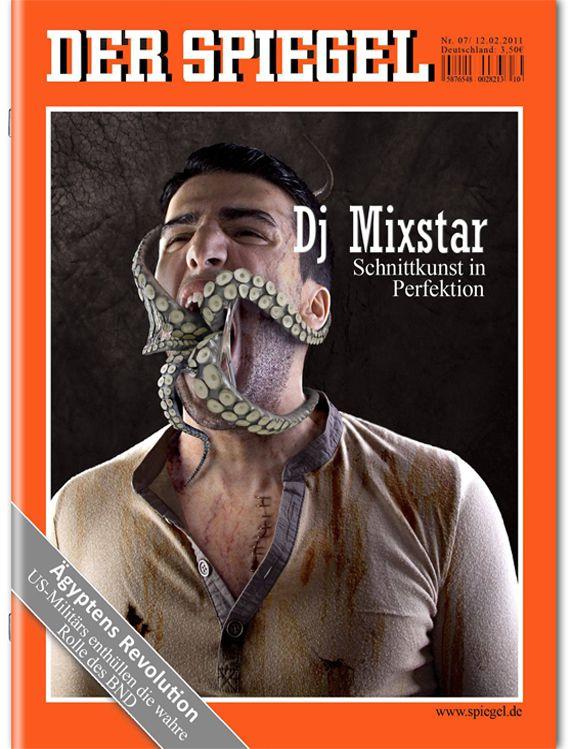 Dj Mixstar - Blacktronic 2 Mixtape 2011 Part 1 - Schnittkunst